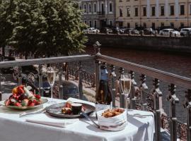 Domina St.Petersburg, hotel u Sankt Peterburgu