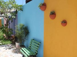 Casa do Farol, hostel in Olinda