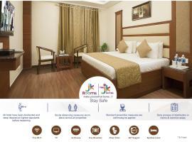 JK Rooms 126 Parashar Legacy -LIC Square, hotel near Dr. Babasaheb Ambedkar International Airport - NAG, Nagpur
