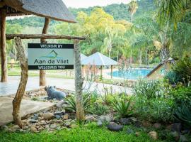 Aan De Vliet Holiday Resort, resort in Hazyview