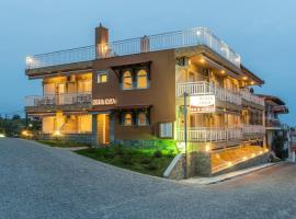 Hotel Olga: Sarti şehrinde bir otel