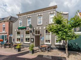 Hotel-Restaurant van der Weijde, hotel v destinaci Noordgouwe