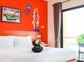 Krabi P.N. Boutique House, hotel in Krabi town