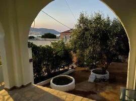 Panorama, pet-friendly hotel in Porto Rafti