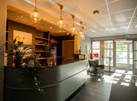 Strandnäs Hotell, hotell i Mariehamn