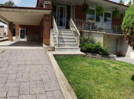 Cozy private unit steps away from Falls., apartment in Niagara Falls