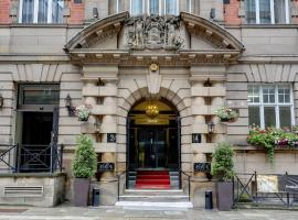 The Richmond Hotel; BW Signature Collection, hotel near The Beatles Statue, Liverpool