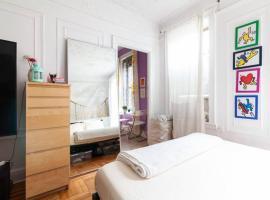 Colorful, Cozy, Bright Brooklyn studio, vacation rental in Brooklyn