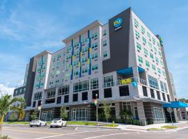 Tru By Hilton St. Petersburg Downtown Central Ave, hotel near Treasure Island Golf Tennis Recreation Center, St Petersburg