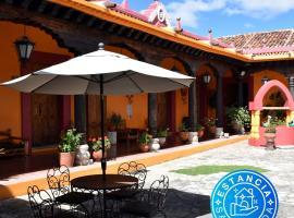 Hotel Diego de Mazariegos, hotel en San Cristóbal de Las Casas