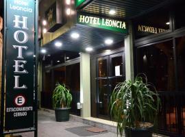 Hotel Leoncia, hotel in Colonia del Sacramento