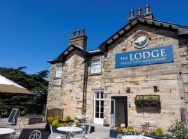 The Lodge, hotel near Lancaster University, Hest Bank