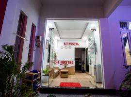 5.T Hostel, apartment in Hue