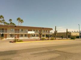 Super Inn Motel, motel in Tucson