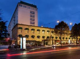 Elite Park Avenue Hotel, hotell nära Liseberg, Göteborg