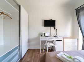 Alvares Araújo - Apartamento Familiar perto da Estação de Comboios, apartamento em Braga