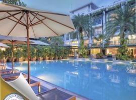 Burasari Phuket Resort & Spa, resort in Patong Beach