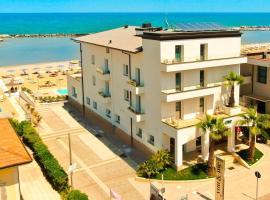 You & Me Beach Hotel, hotel near Rimini Fiera, Rimini