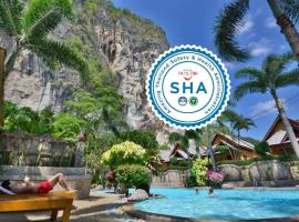 Diamond Cave Resort & Spa, hotel near Phra Nang Cave, Railay Beach