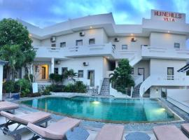 Mui Ne Hills Villa Hotel, отель в Муйне