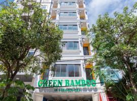 Green Bamboo Hotel, hotel in Vung Tau