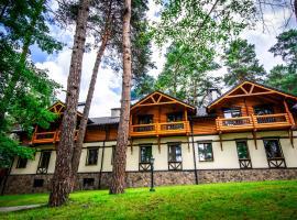 Явір Резорт: Starychi şehrinde bir otel