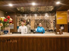 Gold Hotel, hotel near Da Nang International Airport - DAD, Da Nang