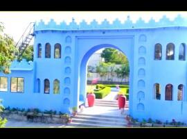 Dera Kumbhalgarh, hotel near Kumbalgarh Fort, Rājsamand