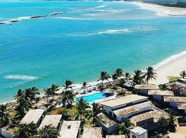 Chalés Beira Mar Paradise, hotel near Pipa State park forest, Barra do Cunhau