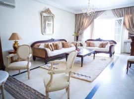 Appartement Spacieux de type Arabesque à La Marsa, hotel in La Marsa