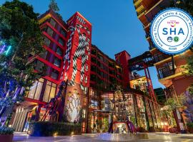 MeStyle Museum Hotel, hotel in Bangkok