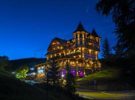 Grand Hotel**** Bachledka Strachan, hotel in Ždiar