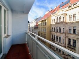 Balcony Apartment - Next to Opera, apartment in Vienna