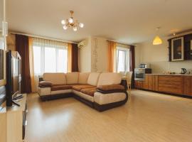 Квартира на Амантая, apartment in Ufa