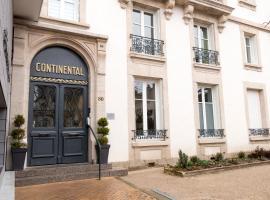 Le Gérémoy, appartement à Vittel