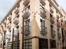 Hotel Centre Reus, hotel a prop de PortAventura, a Reus