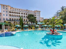 Hotel Kvarner Palace, hotel in Crikvenica
