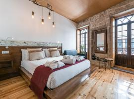 TPC - CastleRock Pub & Hotel, appartement in Porto