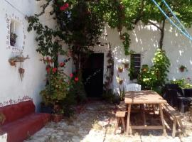 Es Barranco, country house in Ferreries