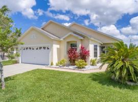 4BR Home with private Pool only 9 miles to Disney ! IP4531, hotel near Kissimmee Golf Club, Kissimmee