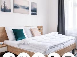 Self Check-in Apartments by Ambiente, apartamento en Bratislava