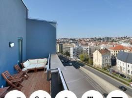 Contactless Key-Box Check-in Apartments by Ambiente, hotel in Bratislava