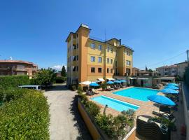 Green Park Hotel, hotel a Peschiera del Garda