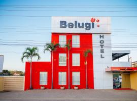 Hotel Belugi, hotel perto de Terminal Rodoviário de Goiânia, Goiânia