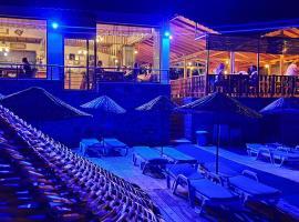 Assos Nazan Motel Restoran Beach, motel in Sokakagzi