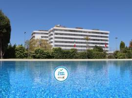 Curia Clube, hotel em Curia
