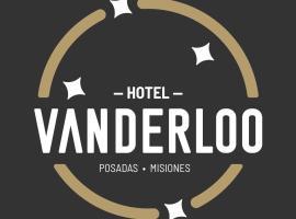 Hotel Vanderloo, hotel in Posadas