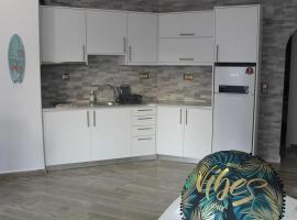 Bay View Apartments, pet-friendly hotel in Plataniás