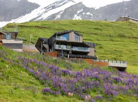 Bergman Mountain Hotel, hotel near Klein Matterhorn, Breuil-Cervinia