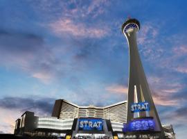 The STRAT Hotel, Casino and Skypod, hotel v Las Vegas